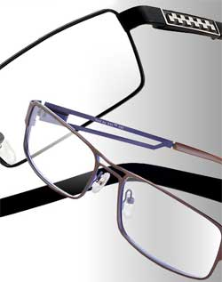bc0f77af852 A Premium quality eyewear engineered for men with special fit needs and  endorsed by ESPN s Ron